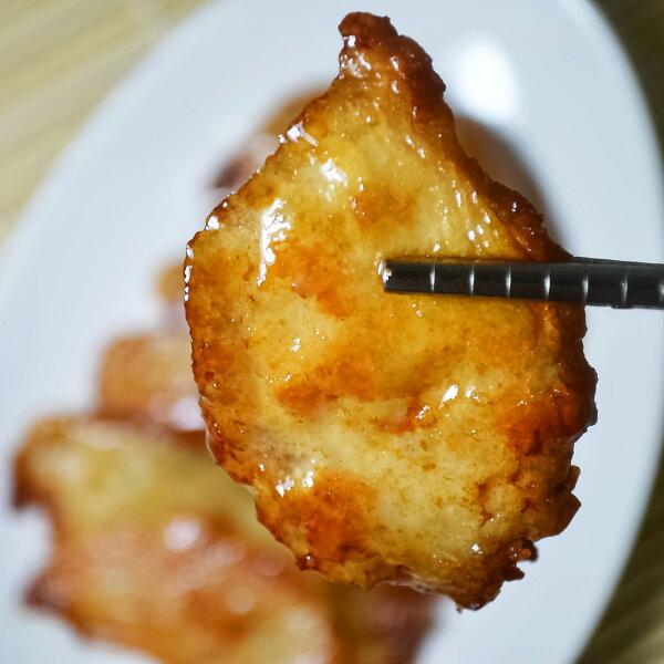 【珍廚坊】照燒頂級旗魚輪|新鮮現滷|東港直送|團購美食|真空包裝退冰即食‧照燒回甘道地海味