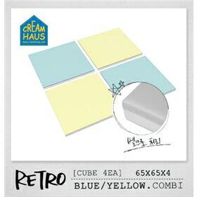 韓國【CreamHaus】冰塊貼地墊 0