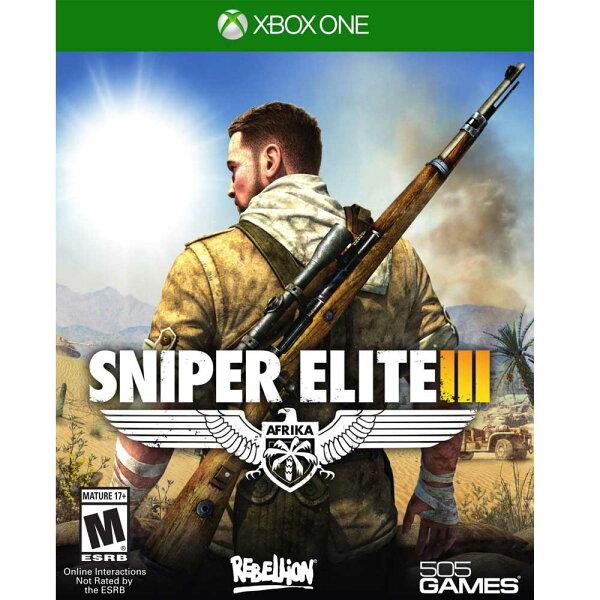 XBOX ONE 狙擊之神 3 英文美版 Sniper Elite III