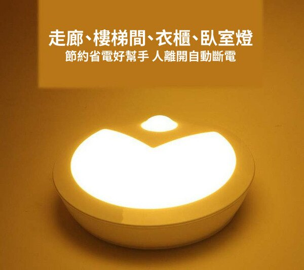 吃豆豆小夜燈/充電LED小夜燈/電池款/床頭燈/桌燈/露營燈