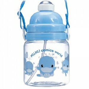 『121婦嬰用品館』KUKU 彈跳攜帶水壺 550ml 1