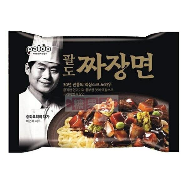 韓國泡麵 Paldo八道 炸醬麵 內銷版 (附炸醬調理包) 名廚李連福推薦