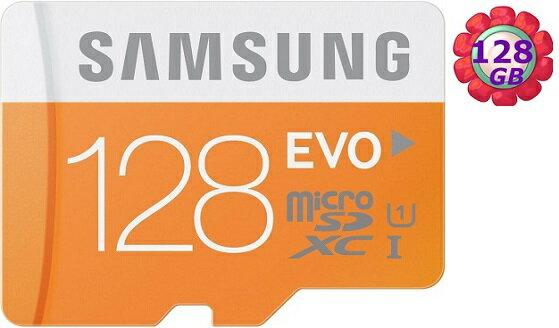 SAMSUNG 128GB 128G microSDXC【EVO 48MB/s】micro SD SDXC microSD UHS-I UHS U1 C10 原廠包裝 手機記憶卡 記憶卡