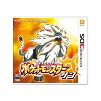 Pokemon:精靈寶可夢到預購中 11月18日發售 中文版 日規主機專用 [普遍級] 3DS 神奇寶貝 太陽/精靈寶可夢 太陽