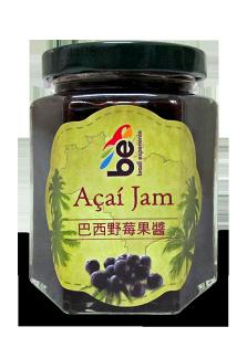 【珍綠品】be巴西野莓果醬 200g/瓶