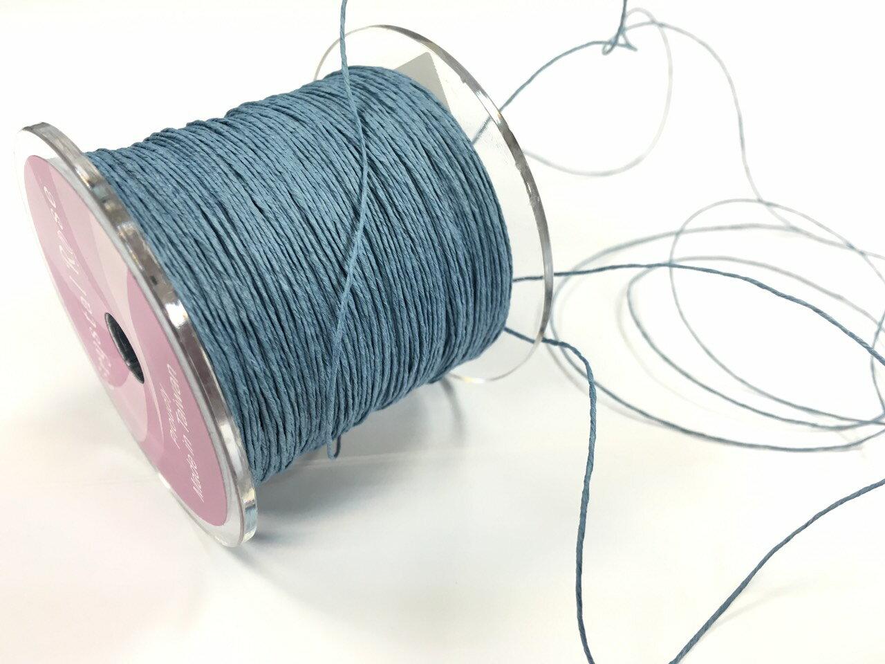 紙繩緞帶 1mm 100碼裝 (5色) 4