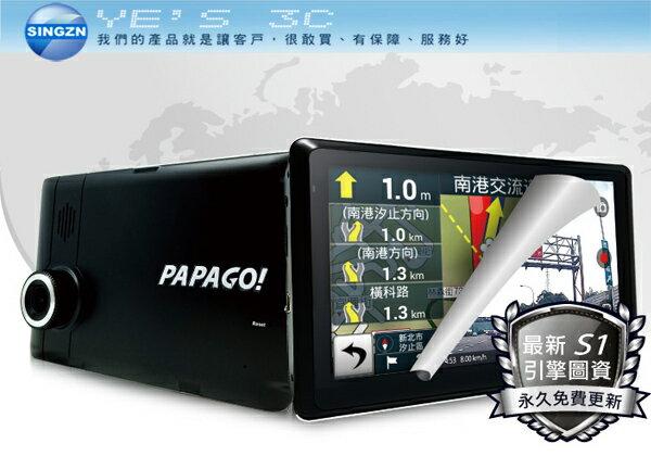 「YEs 3C」GoPad DVR7 多功能Wi-Fi行車紀錄聲控導航平板 業界首創FHD 1080P 行車紀錄器/聲控導航/Andriod平板 三合一主機