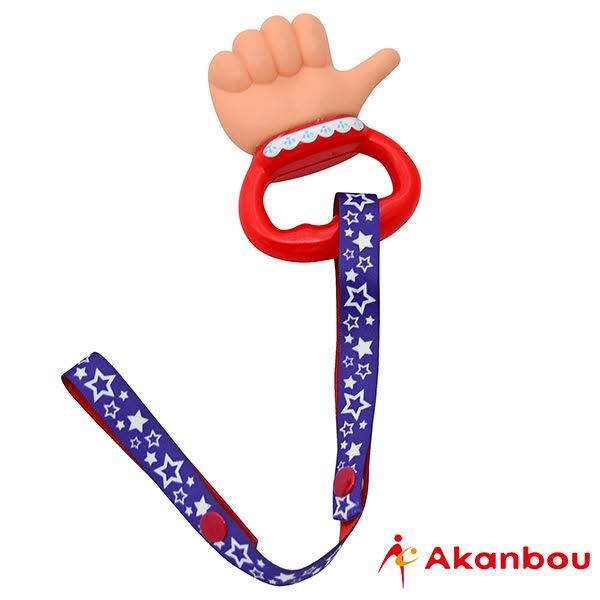 ~Akanbou~ 製玩具吊帶2入組~點點 星星
