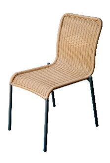 【 IS空間美學 】艾馬休閒藤椅