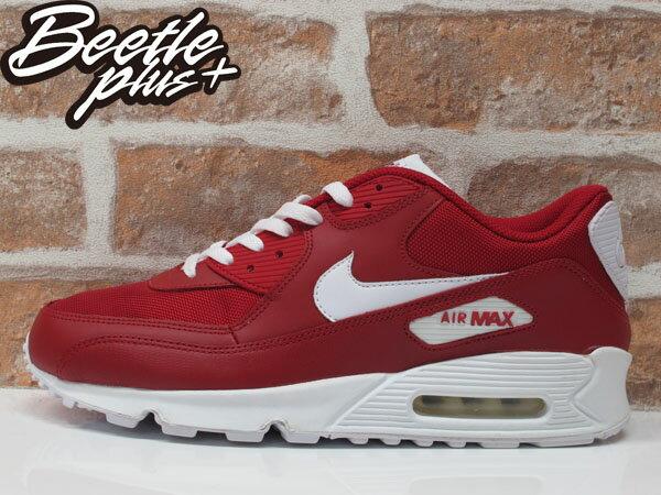 BEETLE PLUS NIKE AIR MAX 90 經典 聖誕節 紅白 大氣墊 慢跑鞋 男鞋 309299-600 0