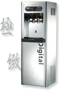 [下殺] HM1688立地型/直立式溫熱雙溫飲水機(搭贈新型快拆RO逆滲透)