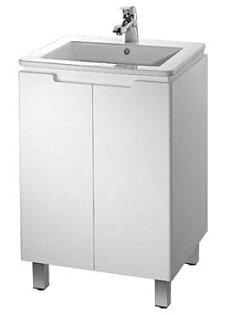 大台北宅急修 安可防水陶瓷浴櫃組 54CM『貨到付款免運費搬上樓』
