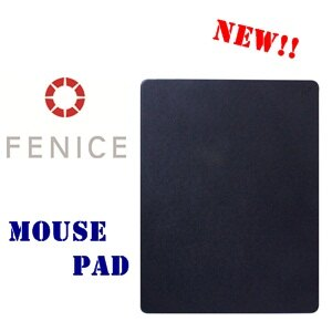 【FENICE】滑鼠墊(深藍+紅)-文具用品    辦公必備良品