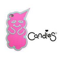 ~Candies~睡眠寶寶^(桃紅^)~IPhone4 4S