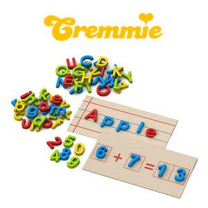 NEW!!【Cremmie】大寫英文單字&數字單字學習組  有趣互動學習!!