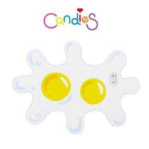 【Candies】太陽蛋(白)手機殼-IPhone6  4.7inch