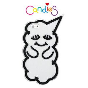 【Candies】睡眠寶寶(白)手機殼-IPhone6  4.7inch