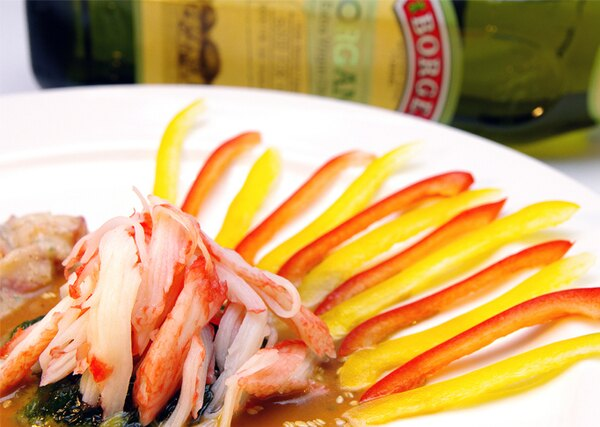日式風味蟹味棒 270g