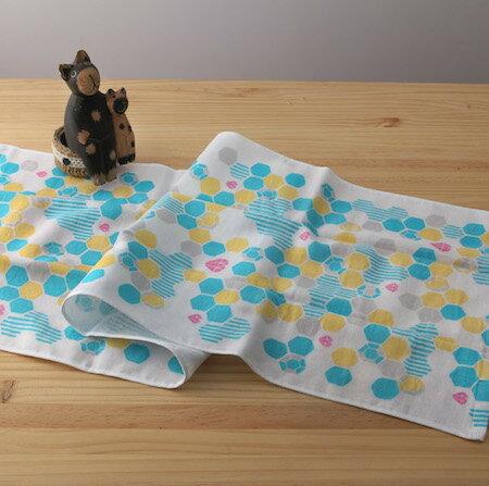 taoru 日本毛巾 和的風物詩_一克拉 34*90 cm (長巾 紗布毛巾 好日子)