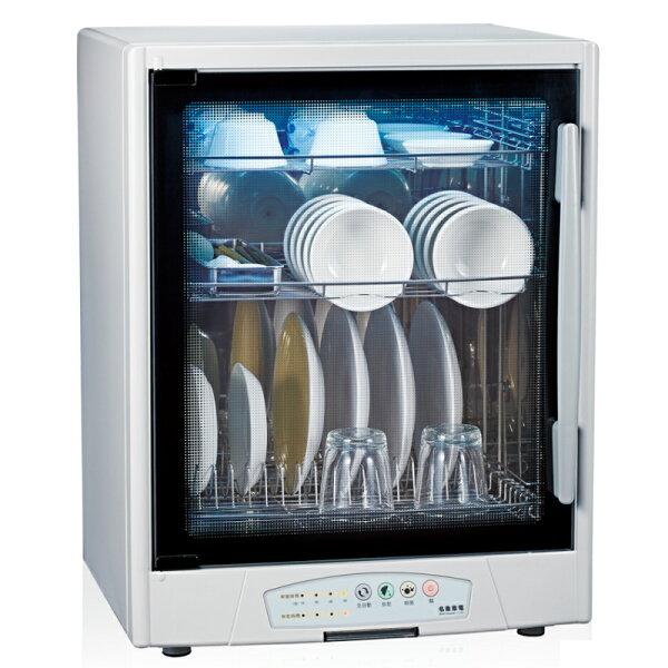 免運 ✈皇宮電器✿ 名象 20人份白鐵不鏽鋼紫外線三層烘碗機TT-928 採光觸媒及防蟑設計喔
