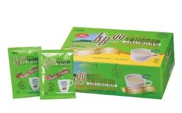 阿邦小舖 肯寶KB99生機10穀營養奶(盒裝)每盒32包入,每包25公克