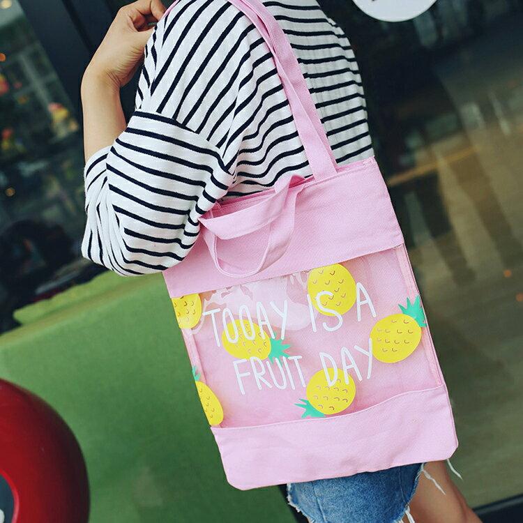 手提包 手提包 帆布袋 手提袋 環保購物袋【PA234354】 BOBI  08/25 2