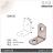 【 EASYCAN  】D09  不鏽鋼 角碼 1包10片 易利裝生活五金 角鐵 轉角片 補強 房間 臥房 客廳 餐廳 櫥櫃 衣櫃 小資族 辦公家具 系統家具 1