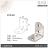 【 EASYCAN  】D15 不鏽鋼 角碼 1包10片 易利裝生活五金 角鐵 轉角片 補強 房間 臥房 客廳 餐廳 櫥櫃 衣櫃 小資族 辦公家具 系統家具 0