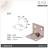 【 EASYCAN  】D17 不鏽鋼 角碼 1包10片 易利裝生活五金 角鐵 轉角片 補強 房間 臥房 客廳 餐廳 櫥櫃 衣櫃 小資族 辦公家具 系統家具 0