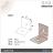 【 EASYCAN  】D23 不鏽鋼 角碼 1包10片 易利裝生活五金 角鐵 轉角片 補強 房間 臥房 客廳 餐廳 櫥櫃 衣櫃 小資族 辦公家具 系統家具 - 限時優惠好康折扣