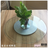 【 EASYCAN  】J3078 玻璃轉盤 易利裝生活五金 餐桌轉盤 房間 臥房 衣櫃 小資族 辦公家具 系統家具 0