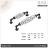 【 EASYCAN  】Z787 把手 取手 易利裝生活五金 陶瓷 浴室 廚房 房間 臥房 衣櫃 小資族 辦公家具 系統家具 0