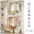 【 EASYCAN  】ECR011-2 頂天立地組合 易利裝生活五金 房間 臥房 衣櫃 小資族 辦公家具 系統家具 0