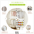 【 EASYCAN  】ECR011-2 頂天立地組合 易利裝生活五金 房間 臥房 衣櫃 小資族 辦公家具 系統家具 1