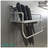 【 EASYCAN  】C115 30cm刀架 易利裝生活五金 鋁合金 廚房 餐廳 房間 浴室 小資族 辦公家具 系統家具 1