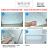 【 EASYCAN  】EC003 多功能伸縮隔板 易利裝生活五金 不鏽鋼 衣櫃 房間 臥房 衣櫃 小資族 辦公家具 系統家具 1