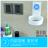【 EASYCAN  】EC005 吹風機架 易利裝生活五金 浴室 房間 臥房 衣櫃 小資族 辦公家具 系統家具 3