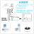 【 EASYCAN  】EC005 吹風機架 易利裝生活五金 浴室 房間 臥房 衣櫃 小資族 辦公家具 系統家具 6