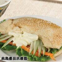 【中二廚】中式燒餅一入(90g/片)
