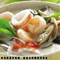 【金品】加州蒔蔬乳酪海鮮燉飯(390g)