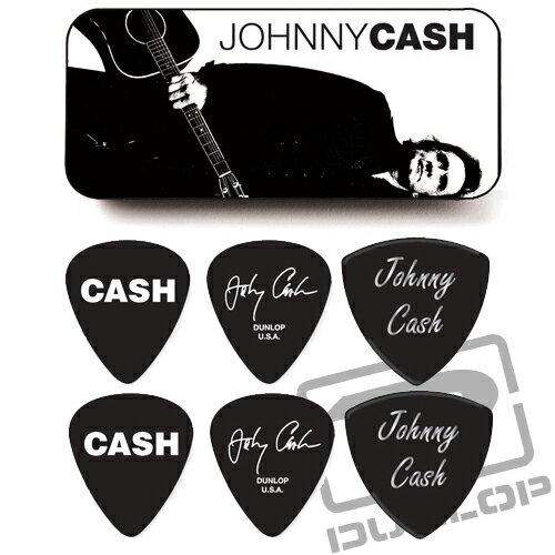 【非凡樂器】經典吉他大師彈片組 JOHNNY CASH 匹克組Pick【JCPT02H】