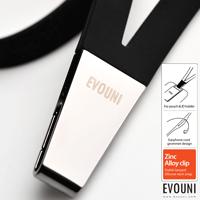 EVOUNI-A60-B-V型合金頸圈 黑