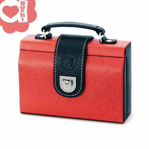 【亞古奇 Aguchi】手提戀旅-手工精品、時尚設計珠寶盒 0