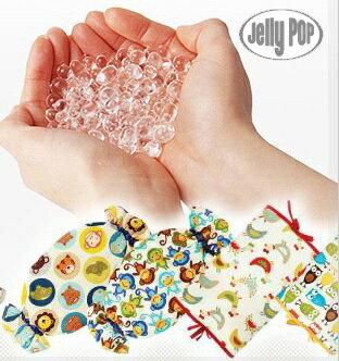 韓國【Jelly Pillow】涼感初生嬰兒枕(叢林象) 2
