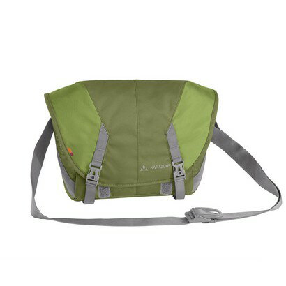 VAUDE Tecoleo S Messenger Bag (holly green) 0