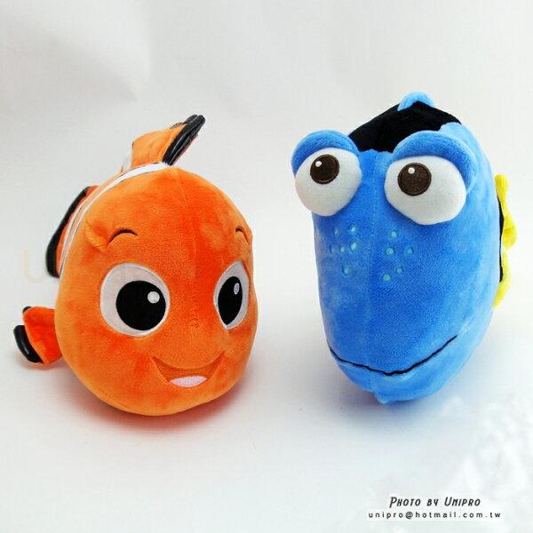 【UNIPRO】海底總動員 尼莫 Nemo 多莉 Dory 30公分 絨毛娃娃 玩偶 多莉去哪裡 迪士尼正版授權 小丑魚