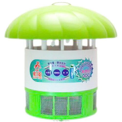 《省您錢購物網》 全新~雙贈品 ~ 勳風 第三代 捕蚊專家 光觸媒 滅蚊燈 ( HF-8018F )