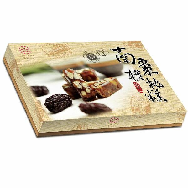 【櫻桃爺爺】南棗核桃糕350g 1