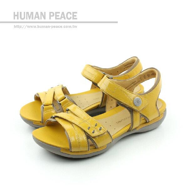 Clarks Un Vasha 涼鞋 黃 女款 no696