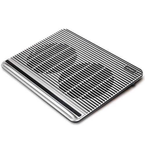 *╯新風尚潮流╭*JetArt CoolStand 6+ 桌上型超靜音筆電散熱器 16cm超靜音雙風扇 NPA120